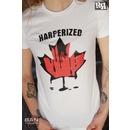 Organic Cotton T-shirt: Harper-ized