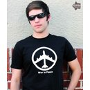 Organic Cotton T-shirt: War is Peace