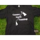 Hemp T-shirt: Custer Had It Coming