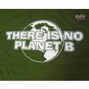 Hemp T-shirt: There is no planet B