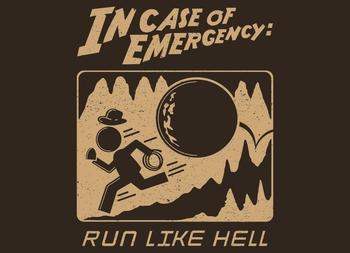 In(dy) Case of Emergency