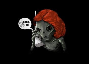 Mulder, It's me!