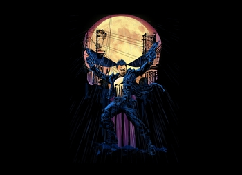 The Punisher is here!