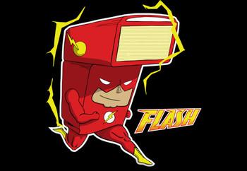 A Flash