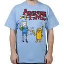 8 Bit Adventure Time Shirt