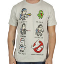 8-Bit Ghostbusters Shirt