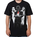 All Business Darth Vader Shirt