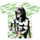 All Over Ultimate Warrior T-Shirt