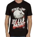 Attack Killer Rabbit Shirt