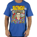 Big Bang Theory Sheldon Ball Pit T-Shirt