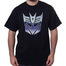 Big Decepticon Logo t-shirt