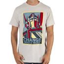 Change Optimus Prime Shirt
