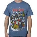 Characters Star Trek Shirt