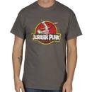 Charcoal Denver Jurassic Punk Shirt