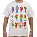 Costumes DC Comics Shirt