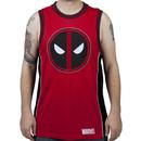 Deadpool Basketball Jersey