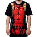Deadpool Costume Shirt