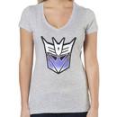 Decepticon V-Neck Shirt