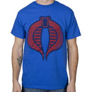 Distressed Cobra Commander Shirt