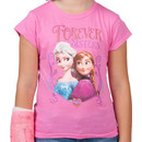 Forever Sisters Anna and Elsa Frozen Shirt