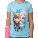 Frozen Girls Anna and Elsa T-Shirt