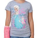 Girls Elsa Frozen Shirt