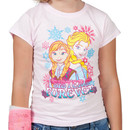 Girls Sisters Forever Frozen Shirt