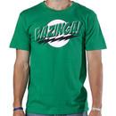 Green Bazinga T-Shirt