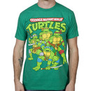 Green Ninja Turtles T-Shirt