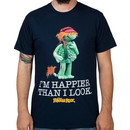 Happier Than I Look Boober Shirt