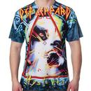Hysteria Def Leppard Sublimation Shirt