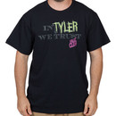In Tyler We Trust Fight Club Shirt