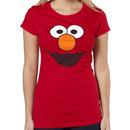Jr Elmo Face Shirt