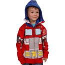 Juvy Optimus Prime Costume Hoodie