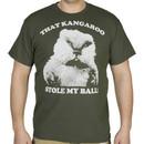 Kangaroo Caddyshack Shirt