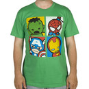 Kawaii Marvel Comics Shirt
