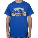 Ken Vs Ryu Street Fighter II T-Shirt