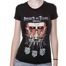 Ladies Attack On Titan Shirt