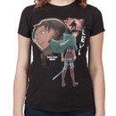 Ladies Levi Attack On Titan Shirt