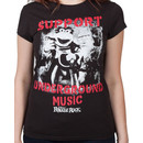 Ladies Underground Music Fraggle Rock Shirt