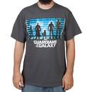 Lineup Guardians of the Galaxy Shirt