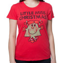 Little Miss Christmas T-Shirt By Junk Food