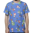 Mario and Luigi Sublimation Shirt
