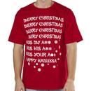 Merry Christmas Happy Hanukkah Shirt