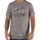 Monopoly Get Out Of Jail Free T-Shirt