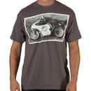 Motorcycle Darth Vader Shirt