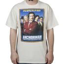 Movie Poster Anchorman Shirt