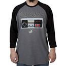 Nintendo Controller Baseball Shirt