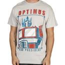 Optimus For President Shirt