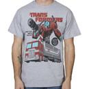 Optimus Prime Robot Vehicle T-Shirt